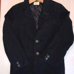 Black Crazy 8 Boys' Suit Coat